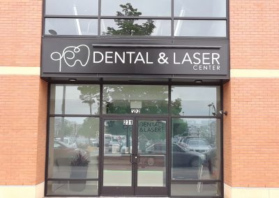 signs for dental offices
