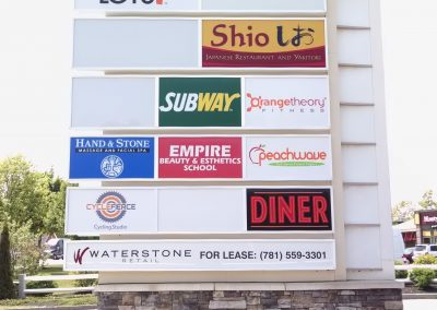 southgate mall sign